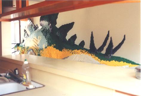 Henry Lim's Stegosaurus