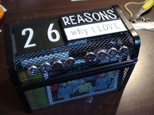 26 Reasons
